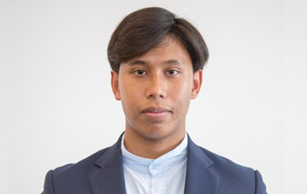 Mr. Intouch Sudsawaeng
