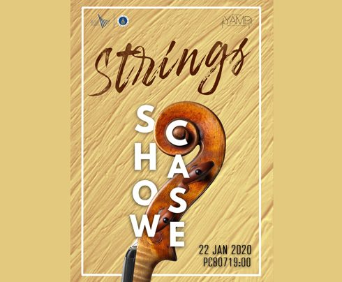 Strings Show Case