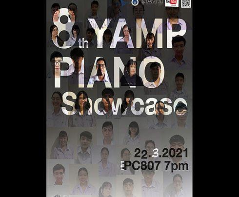 8th YAMP Piano Showcase