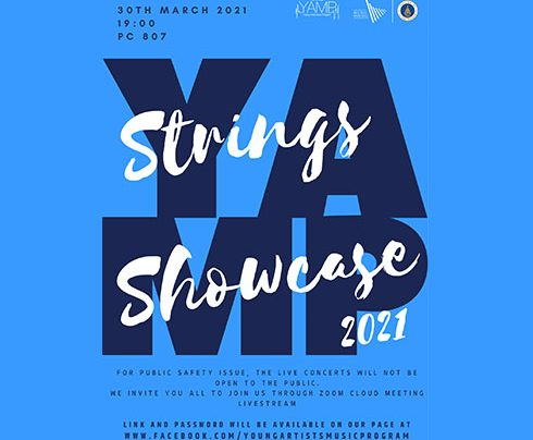 YAMP Strings Showcase